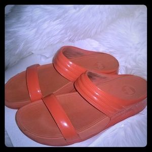 FitFlop two strap slides